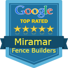 google top rated fence company in Miramar Florida