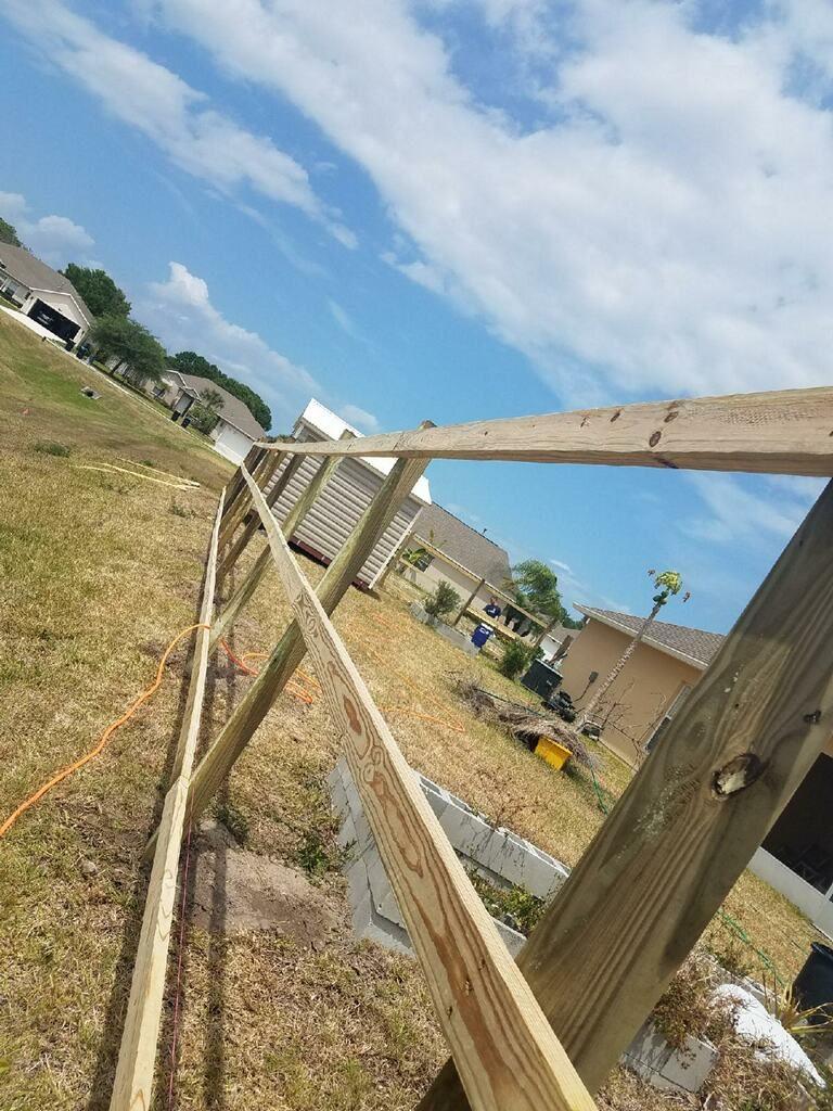 Fence repair in miramar florida