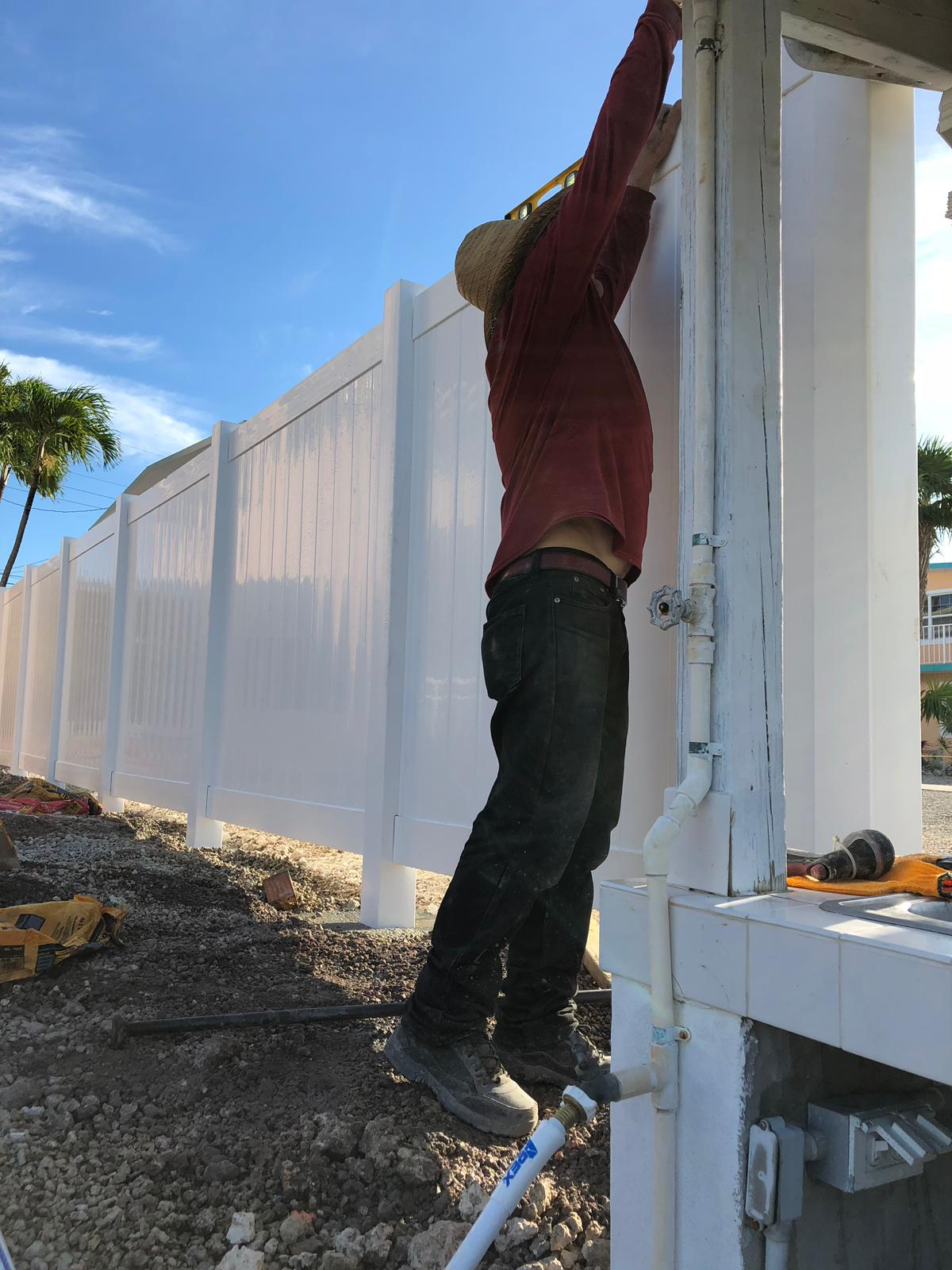 fence repair services in miramar fl by fence builders