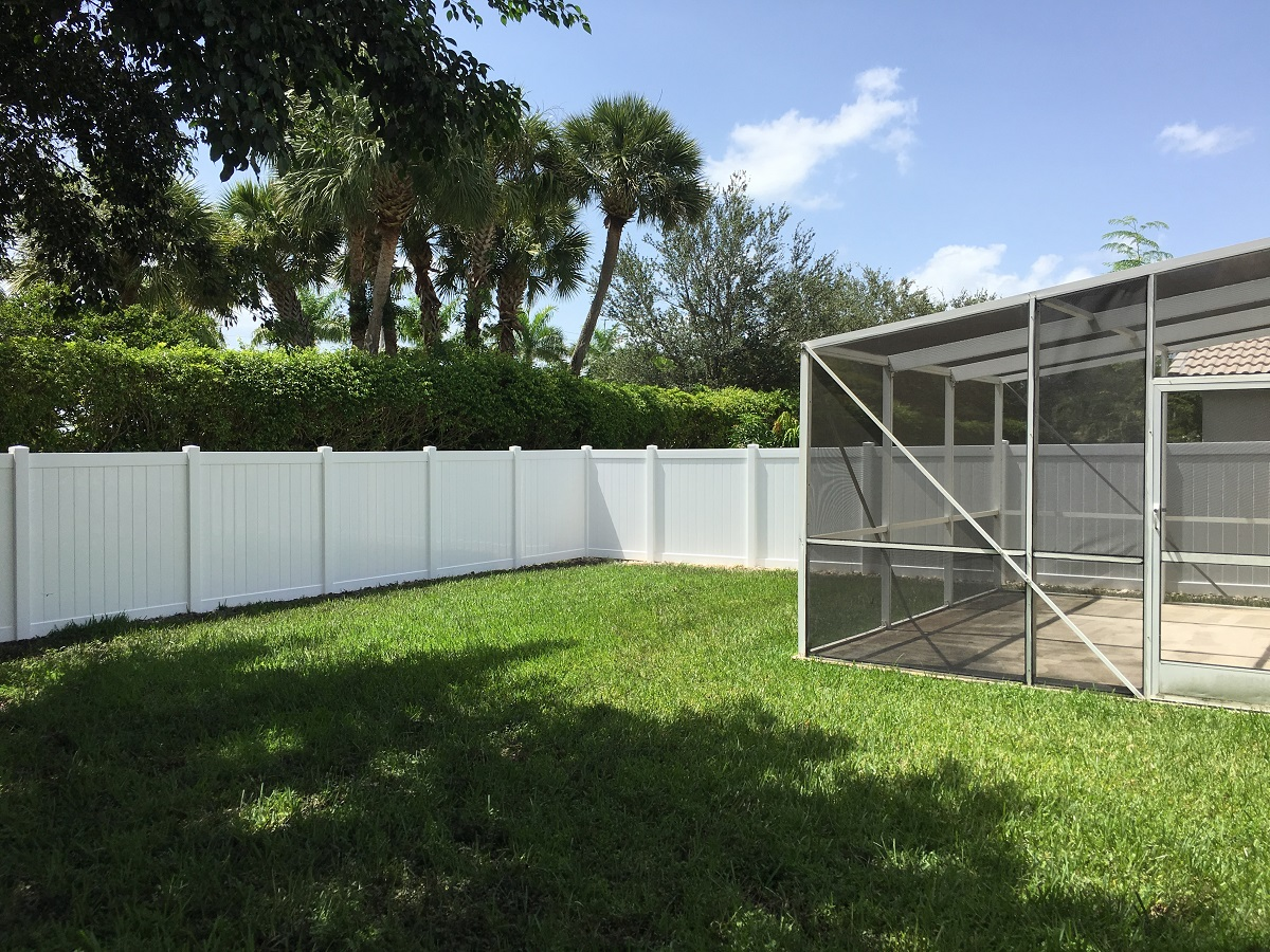 residential fencing company Miramar FL