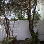 white pvc fence installation in miramar fl